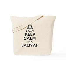 Funny Jaliyah Tote Bag