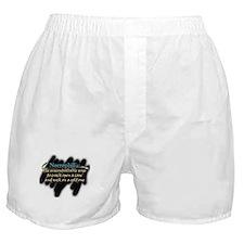 Necrophilia: the urge... Boxer Shorts