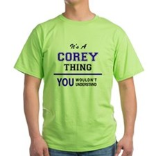 Unique Corey T-Shirt