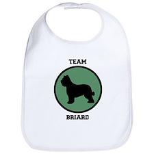 Team  Briard (green) Bib