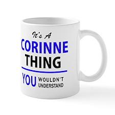 Unique Corinne Mug