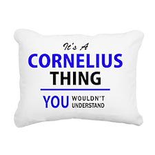 Unique Cornelius Rectangular Canvas Pillow