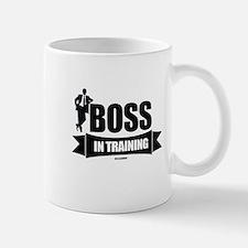 Boss In Training Mug