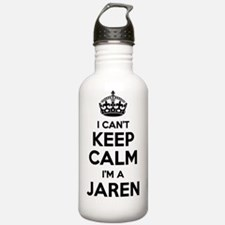 Cute Jaren Water Bottle