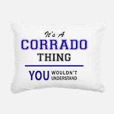 Cool Thing Rectangular Canvas Pillow