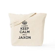 Unique Jaxon Tote Bag