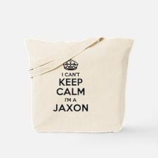 Cute Jaxon Tote Bag