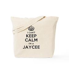 Funny Jaycees Tote Bag