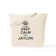 Funny Jaylon Tote Bag
