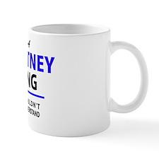 Unique Courtney Mug