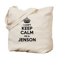 Cool Jenson Tote Bag