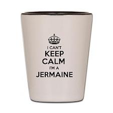 Funny Jermaine Shot Glass
