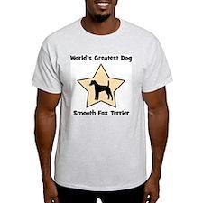 Worlds Greatest Smooth Fox Te T-Shirt