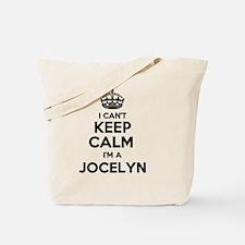 Funny Jocelyn Tote Bag