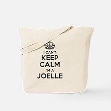 Cute Joelle Tote Bag