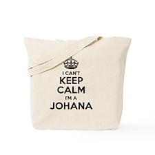 Funny Johana Tote Bag