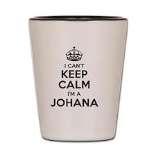Unique Johana Shot Glass