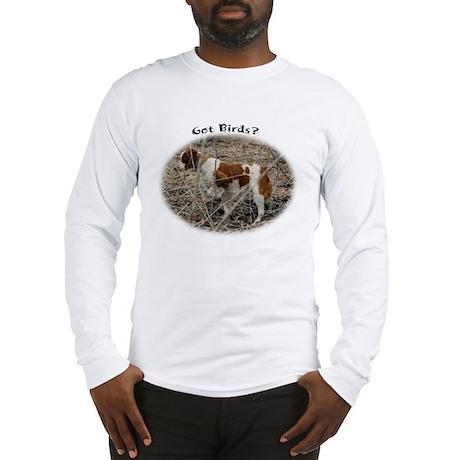 Got Britts? Long Sleeve T-Shirt