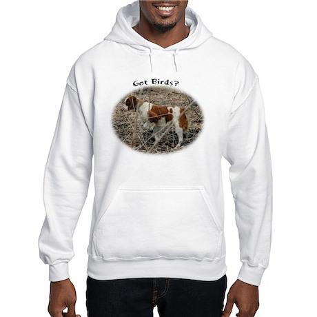 Got Britts? Hooded Sweatshirt