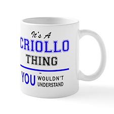 Cute Criollo Mug