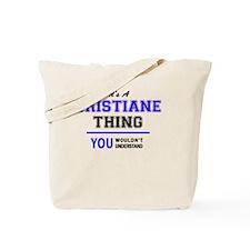Unique Cristian Tote Bag