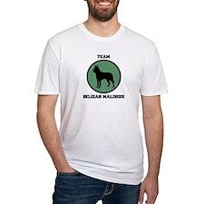 Team  Belgian Malinois (green Shirt