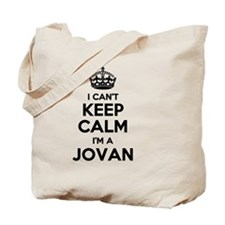 Cool Jovan Tote Bag