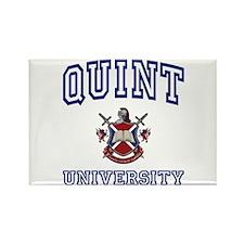 QUINT University Rectangle Magnet
