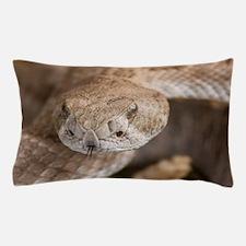 Rattlesnake Pillow Case