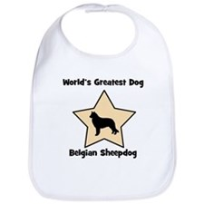 Worlds Greatest Belgian Sheep Bib