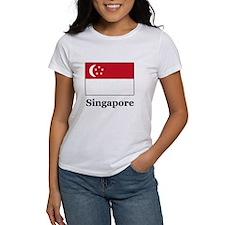 Singaporean Heritage Singapor Tee