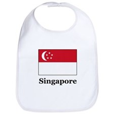 Singaporean Heritage Singapor Bib
