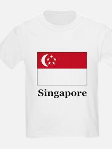 Singaporean Heritage Singapor T-Shirt