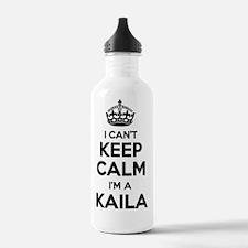 Cute Kaila Sports Water Bottle