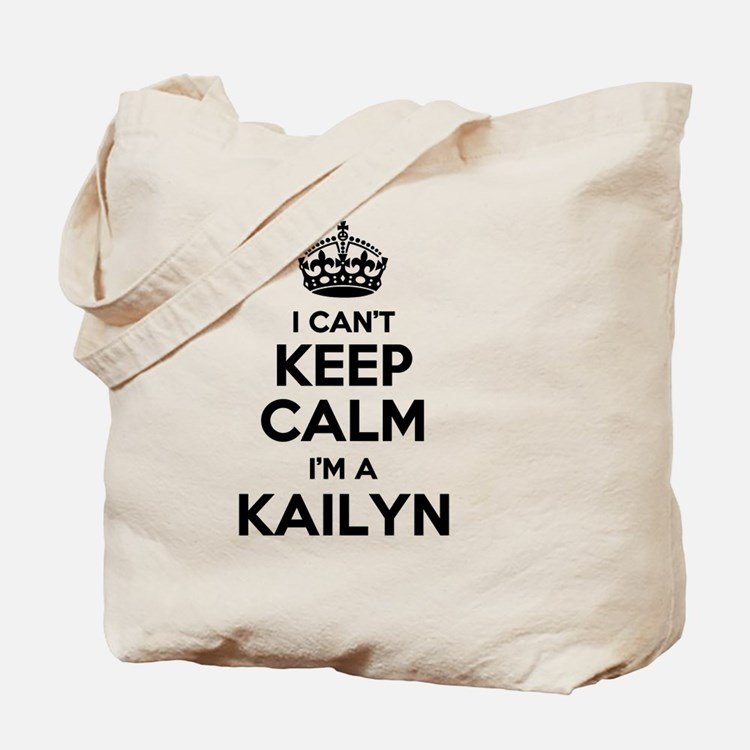 Cute Kailyn Tote Bag