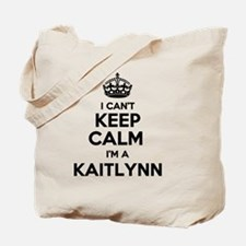 Unique Kaitlynn Tote Bag