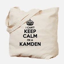 Unique Kamden Tote Bag