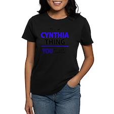 Funny Cynthia Tee