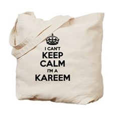 Kareem Tote Bag