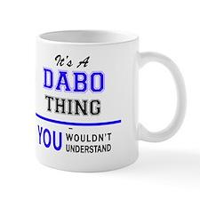 Cute Dabo Mug