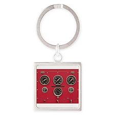 Fire Truck Gauges Keychains