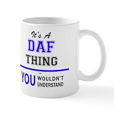 Cute Daf Mug