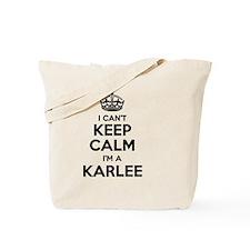 Cool Karlee Tote Bag