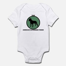 Team  American Staffordshire  Infant Bodysuit