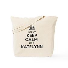 Funny Katelynn Tote Bag