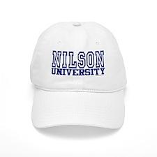 NILSON University Baseball Cap