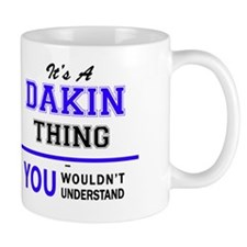 Cute Dakine Mug