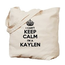 Cute Kaylen Tote Bag