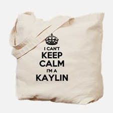 Cute Kaylin Tote Bag