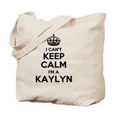 Cute Kaylyn Tote Bag